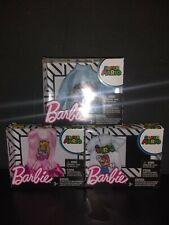 3 Barbie Moda Traje Juego Nuevo Nintendo Super Mario