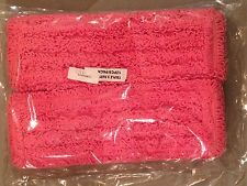 "SSS Triple S  NexGen TB 18"" Red Microfiber Mop Pad, 12/cs Item # 19032 NEW"