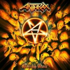 ANTHRAX - WORSHIP MUSIC CD NEU