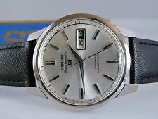 RARE 1966 SEIKO 5 SPORTSMATIC 6619-8970 21J AUTOMATIC MENS WATCH JDM