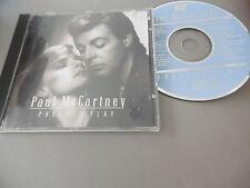 PAUL McCARTNEY : PRESS TO PLAY CD 13 TRACKS 1986 MADE IN JAPAN CDP 7 46269 2