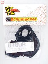 Schumacher New Motor Placa Negro Cougar 2 U180R modelado