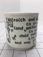 Carrigdhoun Ireland Health And Long Life Coffee Tea Cocoa Mug Cup