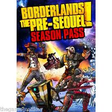 BORDERLANDS THE PRE-SEQUEL SEASON PASS for PC (Steam key only)