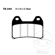 EBC FA Organic Front Brake Pads FA244 KTM Supermoto 690 2007-2009