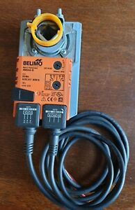 Belimo NM24A-S Rotary Damper/Louvre Actuator For HVAC Controls 10Nm AC/DC 24V