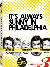 DVD - TV Series - Comedy - It's Always Sunny in Philadelphia - Seasons 3 De Vito