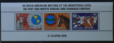 Nederlandse Antillen 1979 Nvph 624 Paho blok