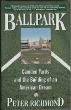 MLB Book : Ballpark: Camden Yards and the Building of an American Dream