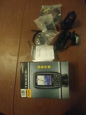 Garmin striker 4 dual beam transducer only with chirp.