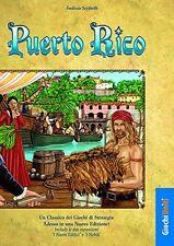 GDT Boardgame - Puerto Rico - Giochi Uniti - ITALIANO NUOVO
