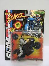 Hasbro GI Joe Sgt. Savage Urban Attack Dynamite Cycle Action Figure NEW 1994