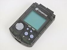 Dreamcast Visual Memory US Smoke HKT-7000 Ref/0891 No Cap Sega Official