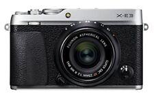 Fujifilm X-e3 XF 23mm F/2 WR Camara sin espejo plata