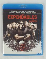 The Expendables (Blu-ray, 2010) Bilingual French
