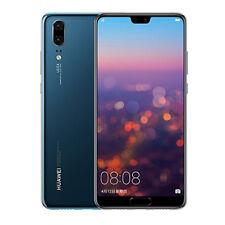 Huawei P20 EML-L29 Dual LTE 4GB RAM 128GB Blue Unlocked ship from EU Nuevo