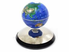 Magnetic Levitation Floating Mirror Platform World Globe Ion Desktop Display New