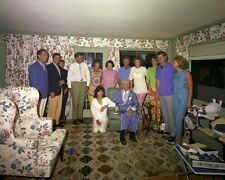 Kennedy Family at birthday party for Joseph P. Kennedy, Sr. 1963 New 8x10 Photo