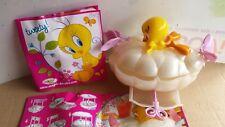 Maxi Figur Tweety Plush UN-3-72 Mädchen Schmuckschatulle Ostern Italien mit BPZ