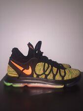 KD 10 Peach Jam Size 13 EYBL Nike Elite Basketball Shoes | Make Me An Offer!