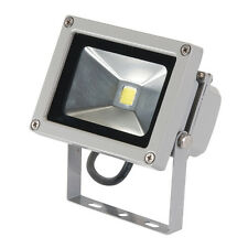 T1021 Silverline LED Floodlight 10W Outdoor Lighting