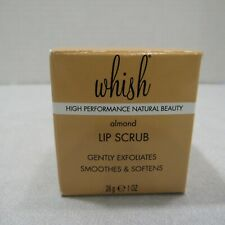 Whish Almond Lip Scrub Exfoliant 28g 1 oz - New in Box