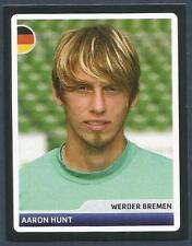 PANINI UEFA CHAMPIONS LEAGUE 2006-07- #188-WERDER BREMEN-AARON HUNT