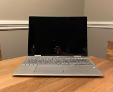 Hp Envy x360 convertible intel core i5 silver