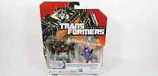 Transformers Generations Nemesis Prime and Spinster SEALED Thrilling 30