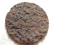 "Mystery Date ""Rusty Crusty"" Britain Half (1/2) Penny Coin"
