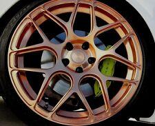 Gloss Transp CANDY ROSE GOLD/POLISH COPPER powder coat paint, 1Lb/0.45kg