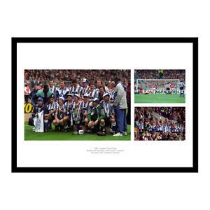 Sheffield Wednesday 1991 League Cup Final Photo Montage Memorabilia (MU91)