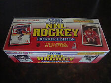 1990-91 Score Hockey---Complete Set---Canadian---Factory Sealed---Mint
