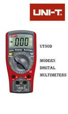 UNI-T UT-50D LCR Voltage Current Temperature Multimeter