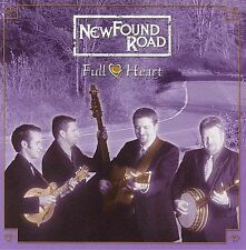 ~COVER ART MISSING~ Newfound Road CD Full Heart