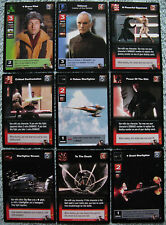 Young Jedi CCG Dual of the Fates Common Set Star Wars