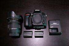 Nikon D D7100 24.1MP Digital SLR Camera + 17-50 f2.8 + 2 batteries