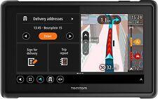 TomTom puente Europa SAT NAV 7 pulgadas con pantalla táctil de navegación actualizaciones de mapas de por vida