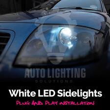 2x Audi TT MK1 8N Libre De Error Xenon Blanco Luz Lateral upgrade LED Bombillas De Luz