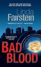 Bad Blood by Linda Fairstein (2014, Paperback)