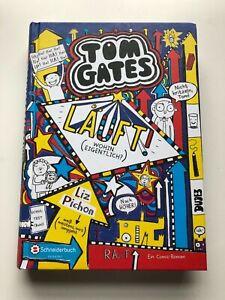 """Tom Gates, Bd. 9: """"Läuft! (Wohin eigentlich?)"""" von Liz Pichon (2018, Gebunden)"""