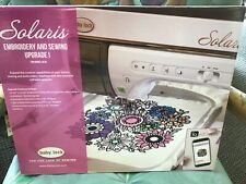 Babylock Solaris Upgrade 1 Embroidery and Sewing