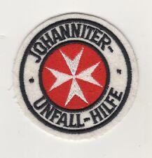 Original Uniform Aufnäher Patches Johanniter Unfall Hilfe