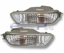 Fits 01-04 Toyota Tacoma Lower Bumper Turn Signal Light Lamp Assembly 1 Pair