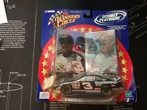 2000 Winners Circle Double platinum, Dale Earnhardt #3 With Richard Childress