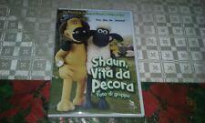 DVD NUOVO vers ITALIANA - SHAUN VITA DA PECORA - FOTO DI GRUPPO
