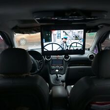 "Car Monitor, LCD TFT Overhead Car Ceiling Flip Down Screen, 13"" Inches, Black"