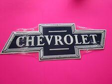 tin metal decor gas oil dealer garage repair shop advertising petroleum bowtie