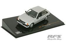 Opel Kadett D GT/E - silber - Baujahr 1983 - 1:43 IXO CLC 268