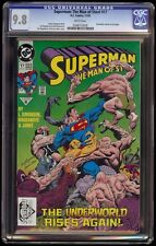 Superman Man of Steel # 17 CGC 9.8 (DC, 1992) 1st appearance of Doomsday